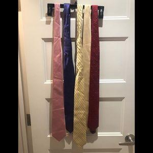 Men's individual Dress Tie's